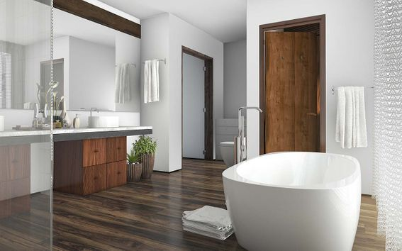 home-interior-bathroom-design-style-bath-tub-wood