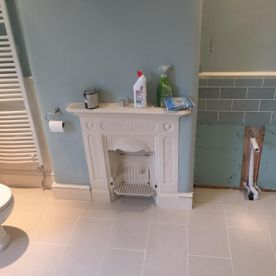 Bathroom - Loughton